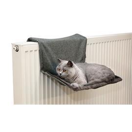 Odpočívadlo pro kočky na topení