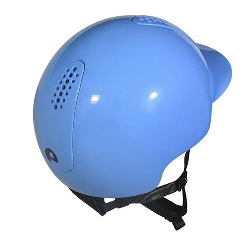 Dětská bezpečnostní přilba KEP Keppy - světle modrá Přilba bez. KEP Keppy, dětská, světle modrá