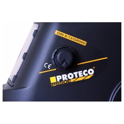Svařovací kukla PROTECO P550E, samozatmívací Svařovací kukla PROTECO P550E, samozatmívací