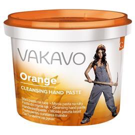 Mycí pasta Vakavo Orange 500 g