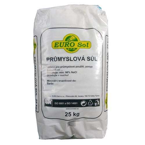Posypová sůl 25 kg Posypová sůl 25 kg