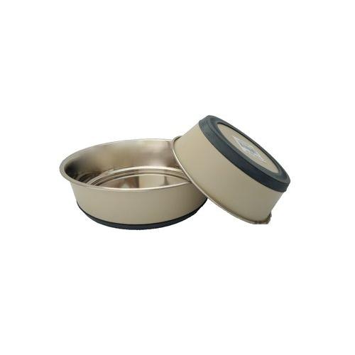 Nerezová miska matná Lavor, mix barev - 900 ml - béžová Miska nerezová matná Lavor, mix barev, 900 ml
