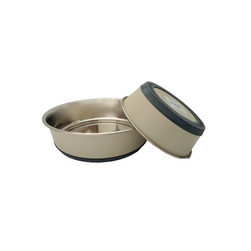 Nerezová miska matná Lavor, mix barev - 2 250 ml - béžová Miska nerezová matná Lavor, mix barev, 2250 ml