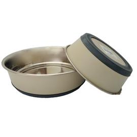 Nerezová miska matná Lavor, mix barev - 2 250 ml - béžová