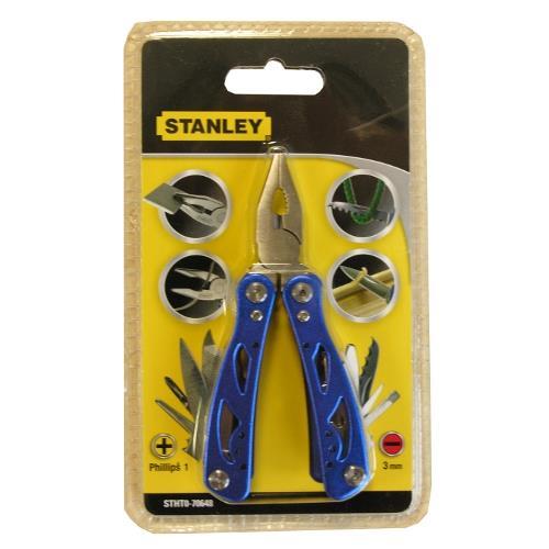 STANLEY STHT0-70648 multifunkční kleště 9 v 1, malé STANLEY STHT0-70648 multifunkční kleště 9 v 1, malé