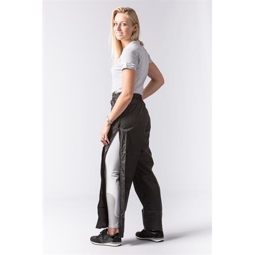 Nepromokavé kalhoty proti ušpinění Harrys Horse, černé - vel. L Kalhoty neprom. proti ušpinění