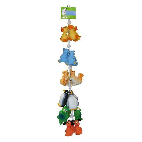 Gumová hračka pro psy, mix druhů Gumová hračka pro psy, mix druhů