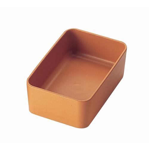 Plastová hranatá miska s težkým dnem, 500 ml Plastová hranatá miska s težkým dnem, 500 ml