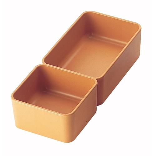 Plastová dvoudílná miska s težkým dnem, 250 + 500 ml Plastová dvoudílná miska s težkým dnem, 250 + 500 ml