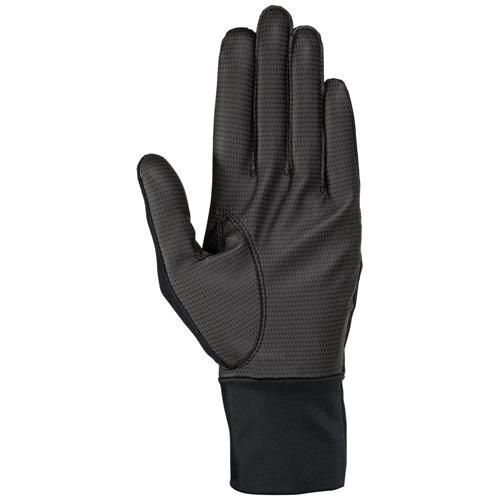Jezdecké rukavice Roeckl Melbourne, černé - vel. 9 Rukavice Roeckl Melbourne, černé, vel. 9