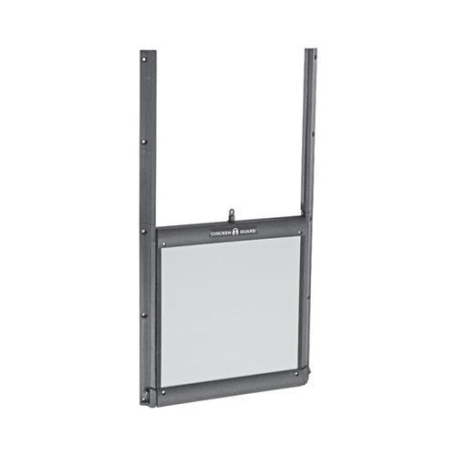 Dveře pro automatické zavírání kurníku Chicken Guard 30×60 cm Dveře pro automatické zavírání kurníku - 25 x 30 cm