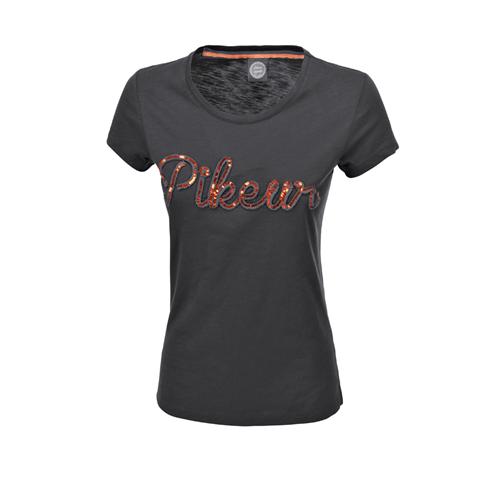 Dámské triko Pikeur Wanda 2019 - šedé, vel. 38 Triko dámské Pikeur Wanda, šedé, vel. 38