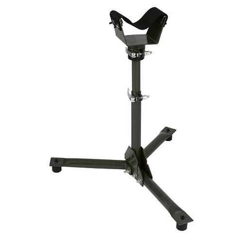 Podkovářská stolička Ecoflex, černá Stolička podkovářská Ecoflex, černá