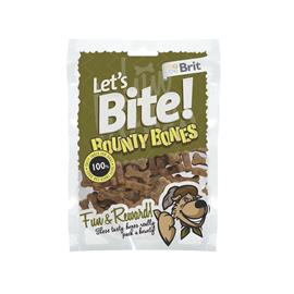 Brit Let's Bite Bounty Bones 150 g