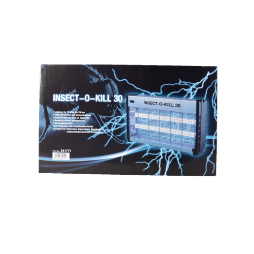 Lapač much INSECT-O-KILL 30 2x15 W ECO Lapač much INSECT-O-KILL 30 2x15 W ECO