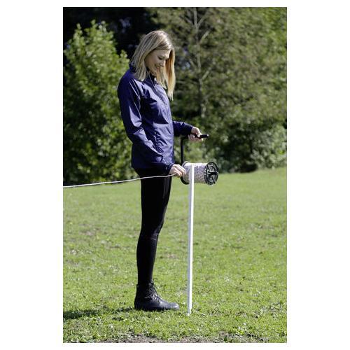 Odvíječ pro cívky s lankem a páskou do 250 mm a hmotností do 3 kg Odvíječ pro cívky s lankem a páskou do 250 mm a hmotností do 3 kg