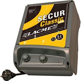 Zdroj pro elektrický ohradník LACME SECUR CLASSIC HTE, síťový, 3 J