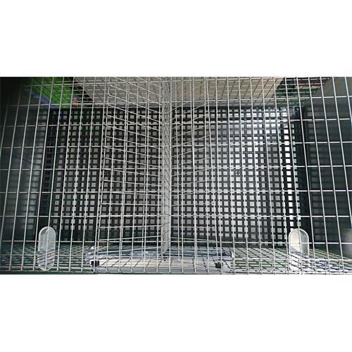 Králíkárna - drátěný kotec pro králíky 99 x 51 cm Drátěný kotec pro králíky 99 x 51 cm