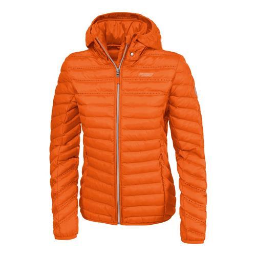 Dámská bunda Pikeur Marit, oranžová - vel. 40 Bunda dámská Pikeur Marit, oranžová, vel. 40