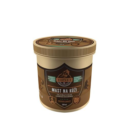 Mast na ekzematickou kůži Topvet - 250 ml Mast na ekezmatickou kůži TOPVET, 250 ml
