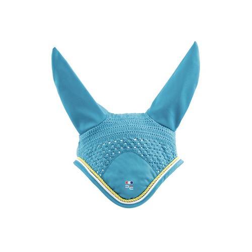 Čabraka na uši Premier Equine - tyrkysová, vel.full Čabraka Premier Equine, tyrkysová