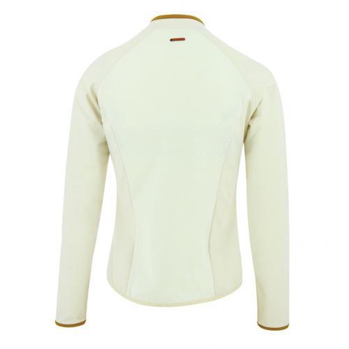 Dámská mikina Equi-Theme Tess, krémová - vel. XL Mikina dámská Equitheme Tess, bílá, vel. XL