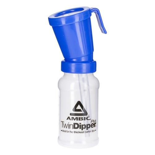 Dezinfektor struků Ambic Twin Dipper Plus, nevratný Dezinfektor struků Ambic Twin Dipper Plus, nevratný