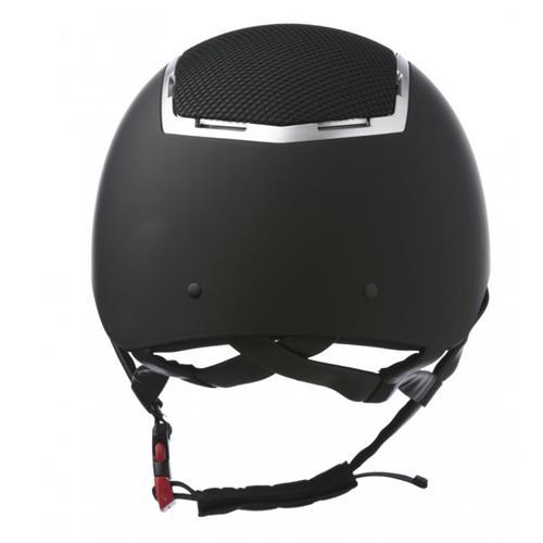 Jezdecká bezpečnostní přilba Equi-Theme Insert, černá - vel. 52-54 Přilba jezdecká Equitheme Insert, černá, vel.52-54