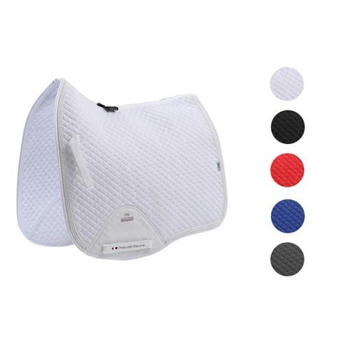 Drezurní podsedlová dečka Premier Equine Dressage - bílá Dečka drezurní podsedl. Premier Dressage, bílá