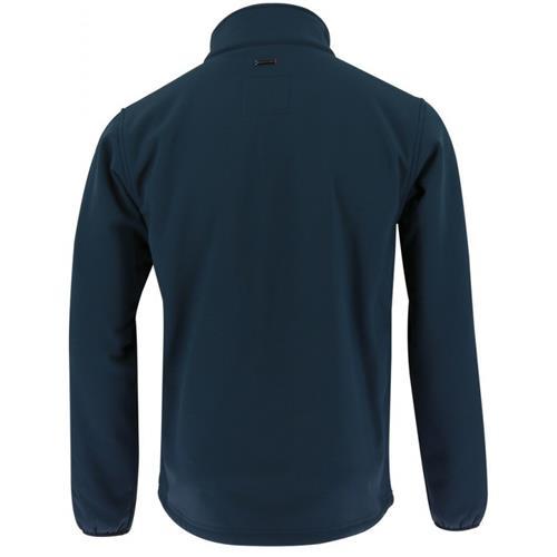 Pánská softshellová bunda Equi-Theme, modrá - vel. XXL Bunda pánská EKKIA, softshell, modrá, vel. XXL