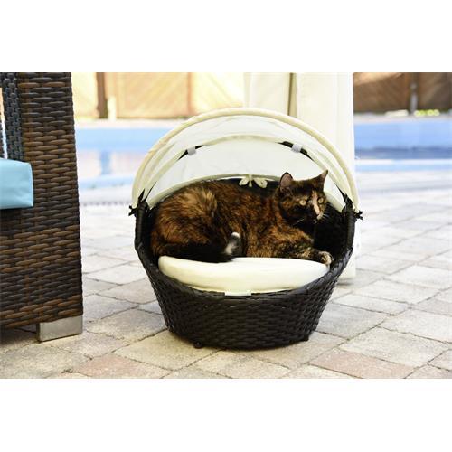 Pelíšek pro psa nebo kočku Chillout, 48 x 44 x 54 cm Pelíšek pro psa nebo kočku Chillout, 48 x 44 x 54 cm