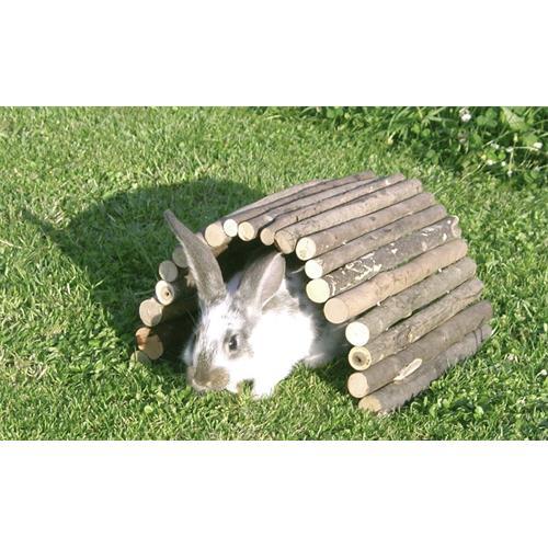 Dřevěný most pro hlodavce (pro králíčky, křečky, morčata, fretky, činčily) - 50 x 30 cm Dřevěný most pro hlodavce (pro králíčky, křečky, morčata, fretky, činčily)
