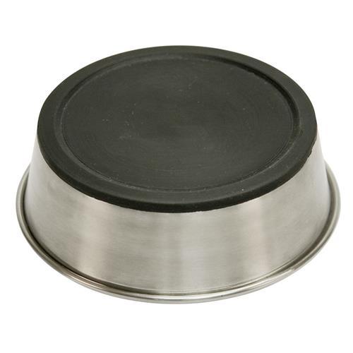 Miska nerezová lavor se silikonem Kerbl - 425 ml Miska nerezová - lavor se silikonem 425 ml