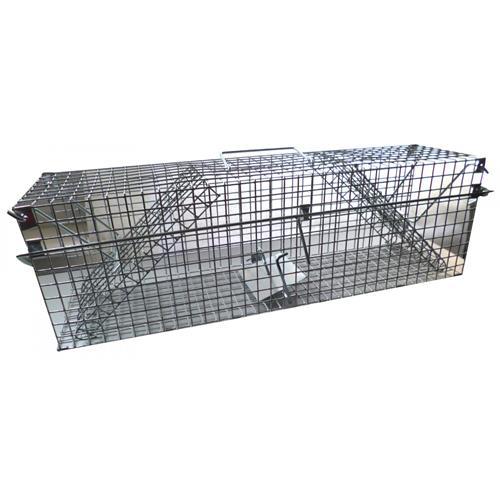 Past na odchyt živých zvířat 105 x 23 x 20 cm Past na odchyt živých zvířat 105 x 23 x 20 cm