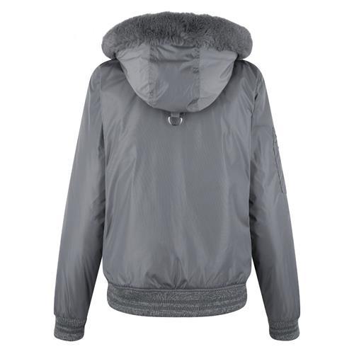 Dámská zimní bunda Imperial Funny, šedá - vel. M Bunda dámská Imperial Funny, šedá, vel. M