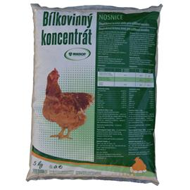 BK Nosnice MIKROP - bílkovinný koncentrát - 5 kg