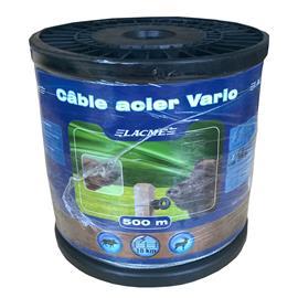 Ocelové lanko LACME VARIO pro elektrické ohradníky 1,2 mm