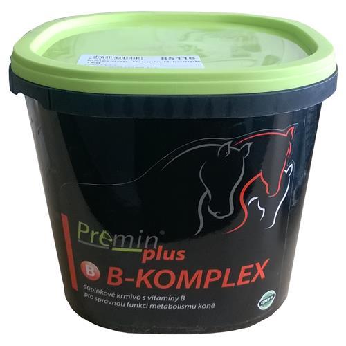 Miner.doplněk Premin B-Komplex, 1 kg Miner.doplněk Premin B-Komplex, 1 kg
