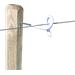 Izolátor pro elektrický ohradník LACME, XTENSE, pro předsazenou ohradu, 10 ks - délka 40 cm