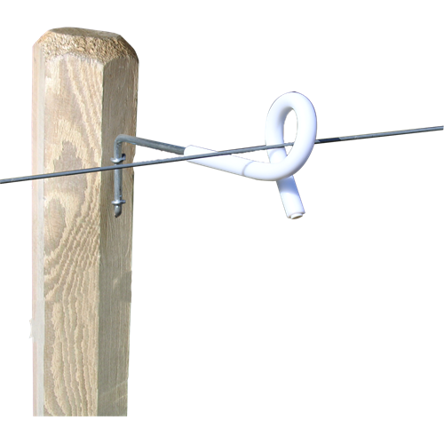 Izolátor pro elektrický ohradník LACME, XTENSE, pro předsazenou ohradu, 10 ks - délka 20 cm Izolátor pro elektrické ohradníky LACME, XTENSE, pro předsazenou ohradu 20 cm, 10ks