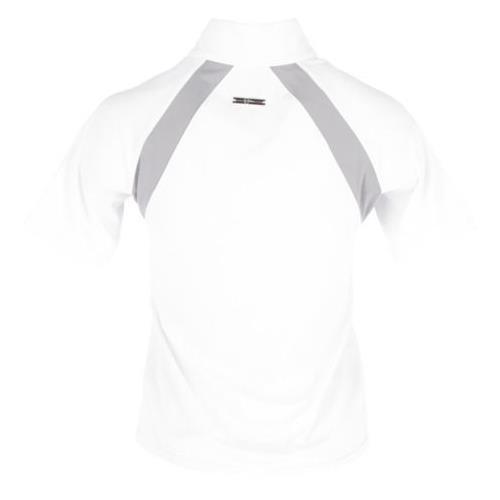 Dámské závodní triko Covalliero Lani - bílé, XL Triko dámské závodní Lani, bílé