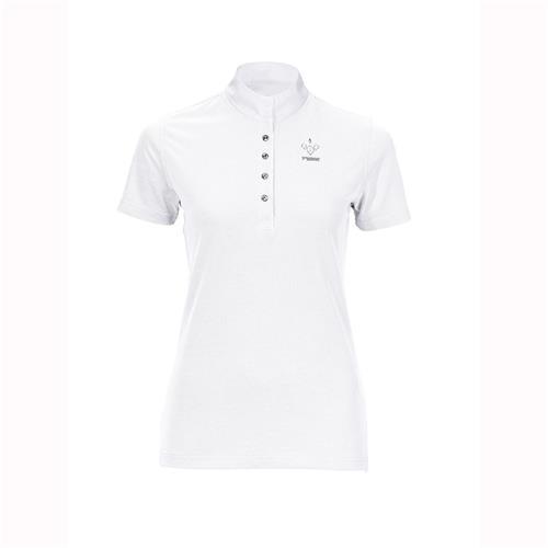 Dámské závodní triko Pikeur, bílé - vel. 40 Triko dámské závodní Pikeur, bílé, vel. 40