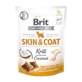 Pamlsek pro psy Brit Skin Coat, 150 g