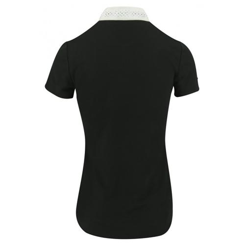 Dámské závodní triko Equi-Theme Bol, černé - vel. XS Triko závodní dámské EKKIA Bol, črené, vel. XS