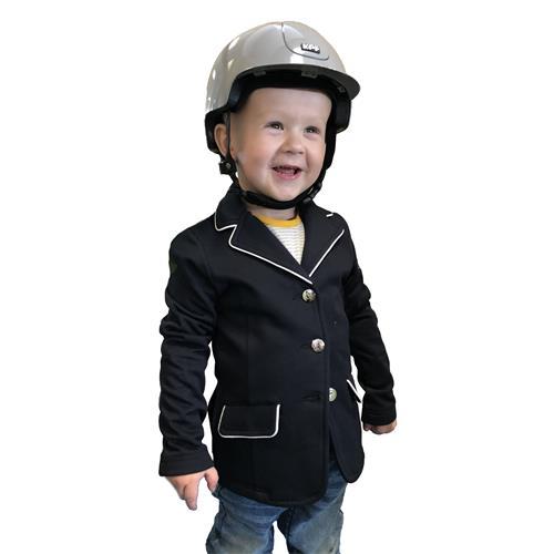 Dětské jezdecké sako Equi-Theme, tmavě modré - 6 let Sako dětské Equitheme, tmavě modré, 6 let