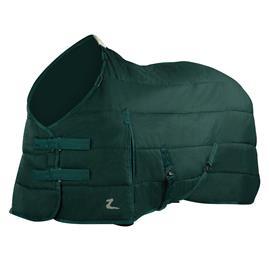 Stájová deka Horze Nevada, 200 gr, zelená - vel. 125 cm