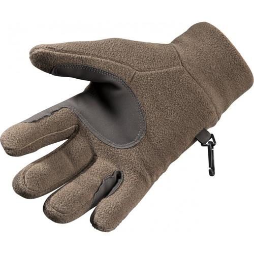 Fleecové rukavice Equi-Theme, olivové - vel. L Rukavice fleece Equi-Theme, olivové, vel. L