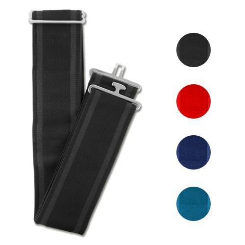 Elastický popruh na deku ELT - černý Popruh na deku elastický ELT, černý