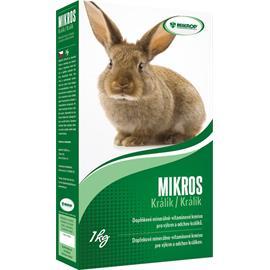 Minerální doplněk MIKROS Králík, 1 kg