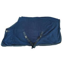 Odpocovací deka Equi-Theme, modrá - vel. 145 cm